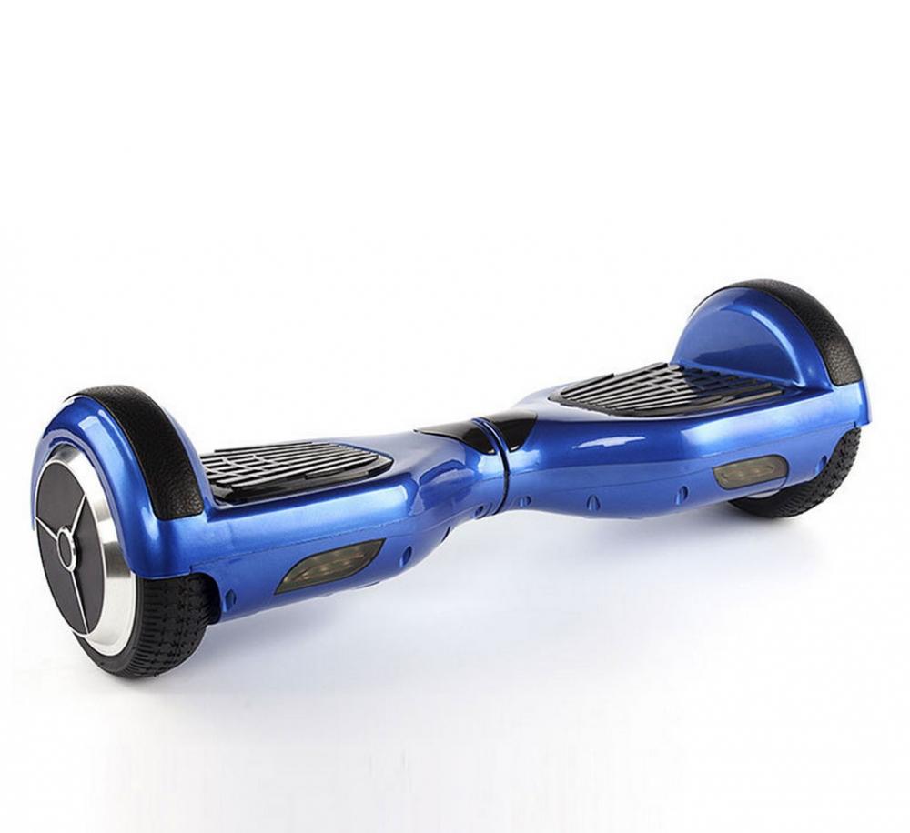 Гироскутер Smart Balance Wheel Simple 6,5' blue+strip
