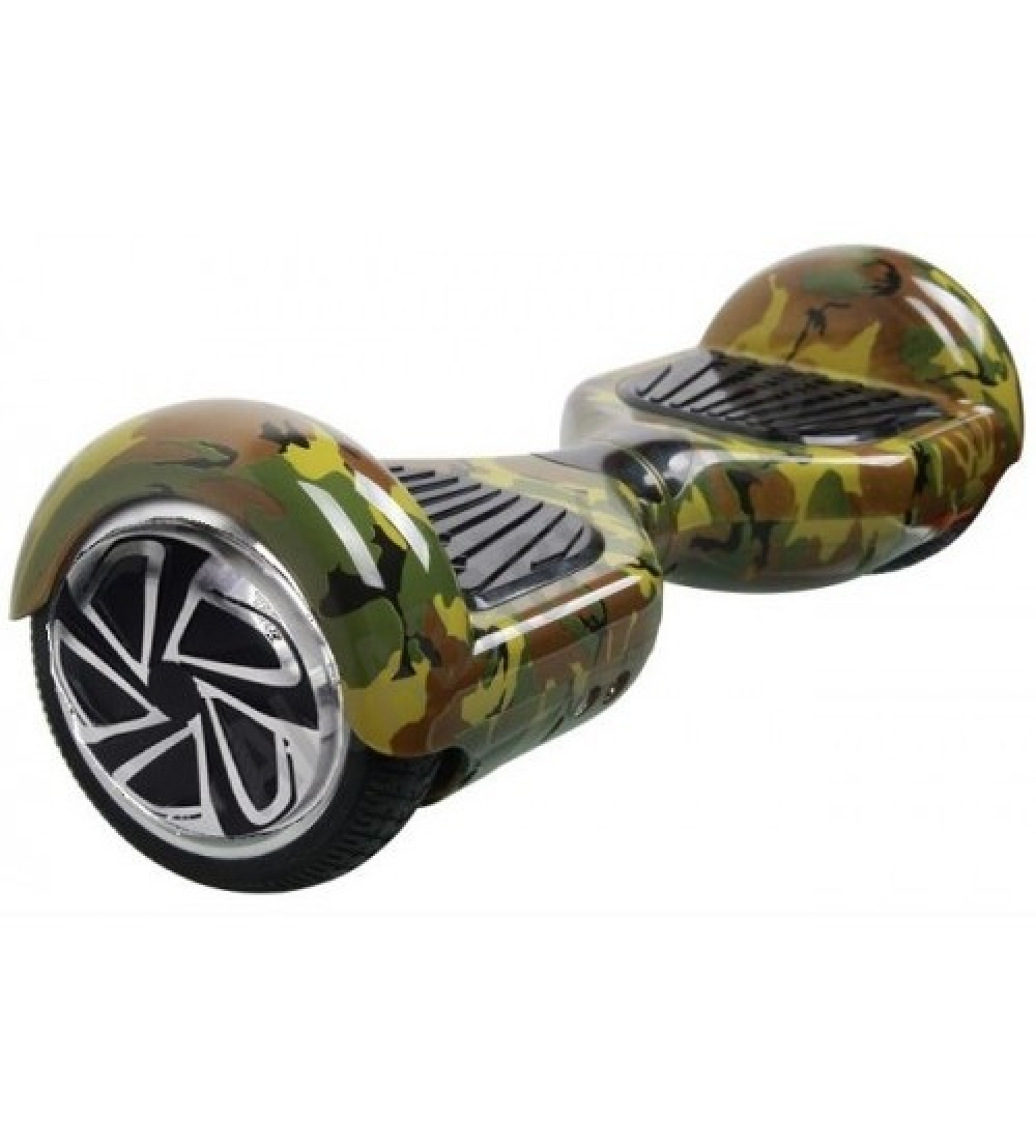 Гироскутер Smart Balance Wheel Simple 6,5' army