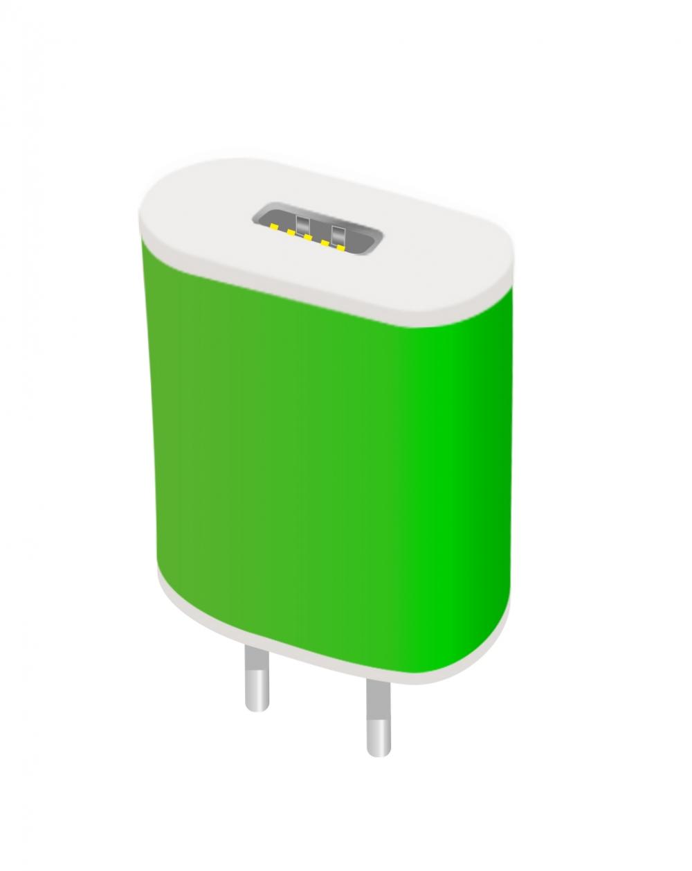 Сетевое зарядное USB Mixit