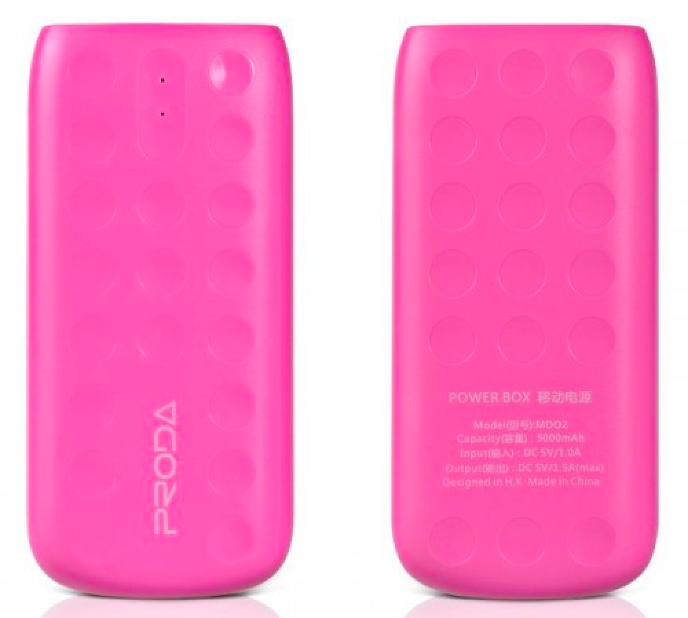 Power Bank Proda Lovely Power Box 5000 mAh