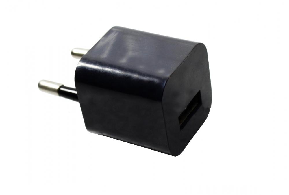 СЗУ USB iPhone(1000mA) black