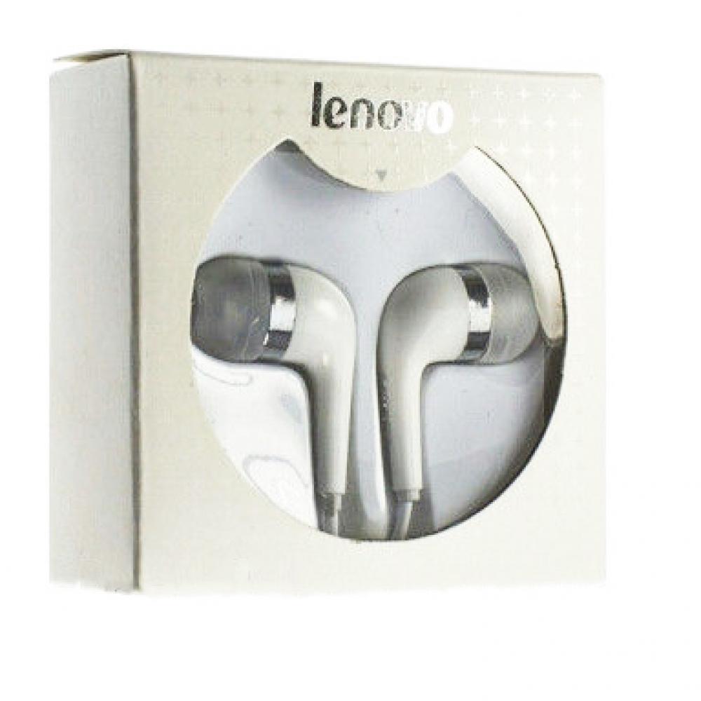 Наушники Lenovo XE600i white