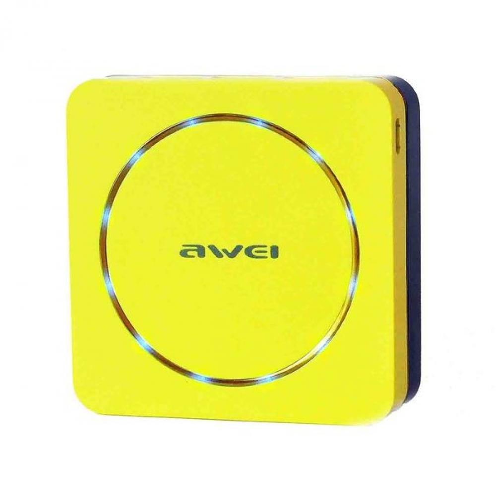Универсальный внешний аккумулятор Awei P88k 6000
