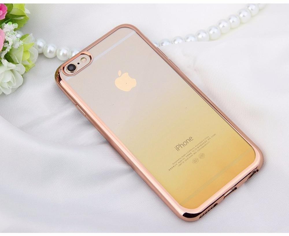 Модный чехол Gradient для iPhone 6