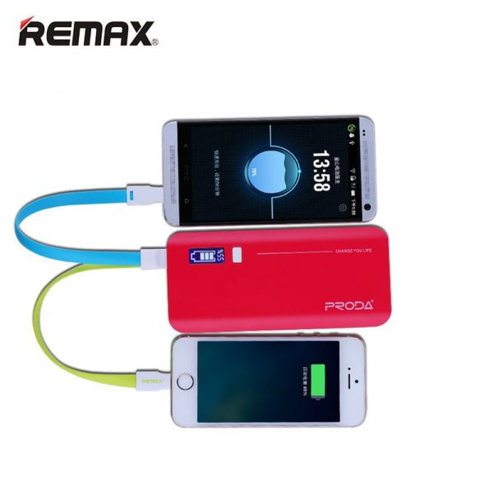 Power Bank Proda V10i LCD 20000mAh