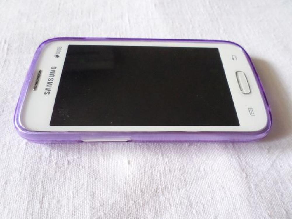 Силиконовый чехол для Samsung S7262/S7260