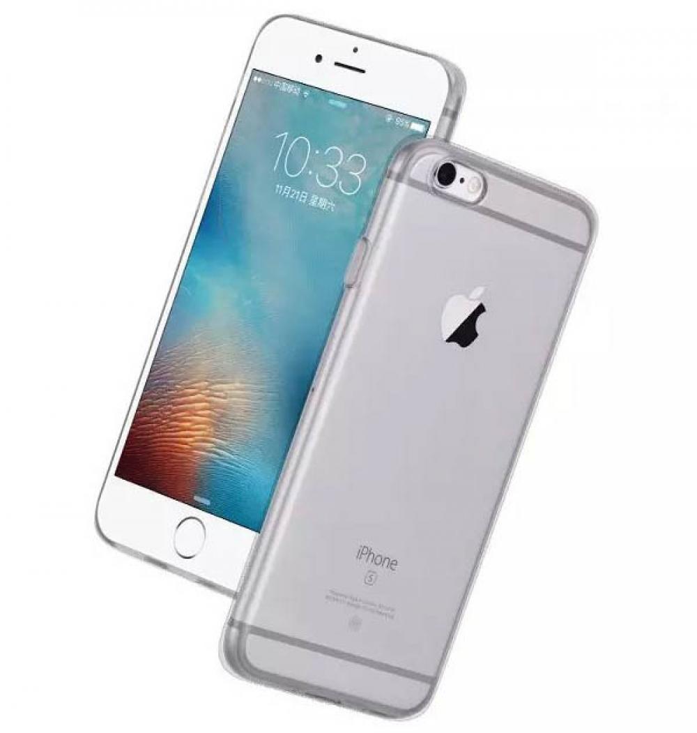 Силиконовый чехол TPU HOCO Air для iPhone 6/6S