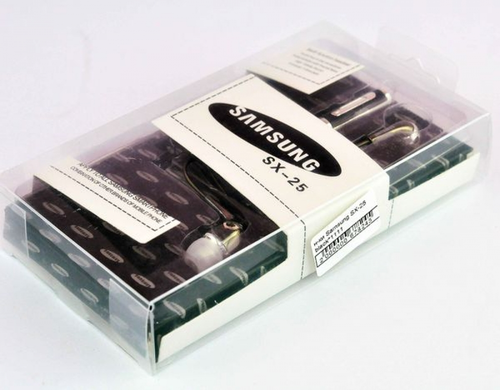 Наушники Samsung SX-25