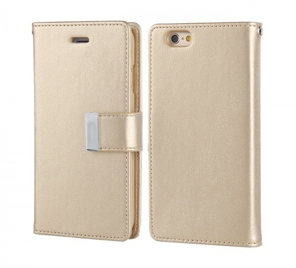Чехол-книжка Goospery Rich Diary Wallet iPhone 5/5S/5SE