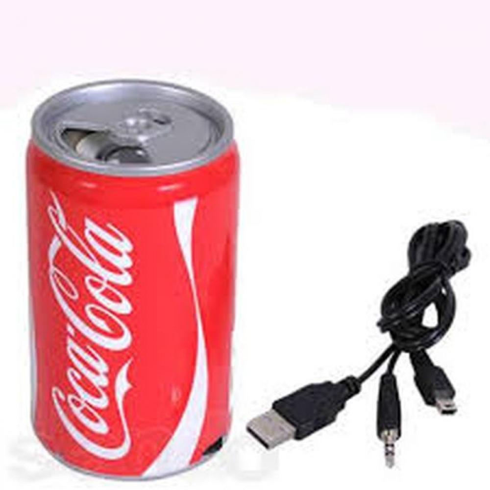 Колонки Coca-Cola