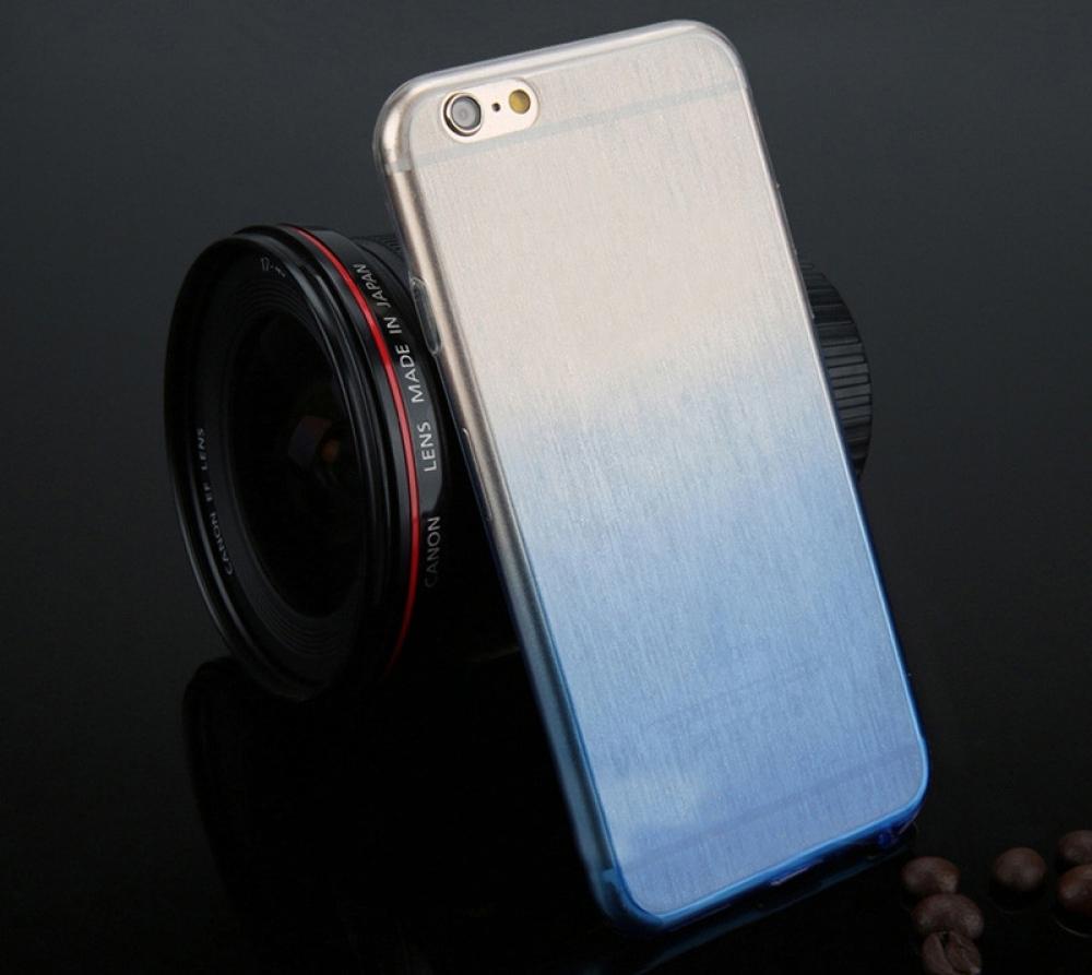 Чехол силиконовый Gradient 0.3mm для iPhone 6