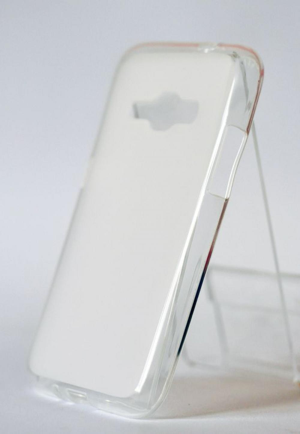 Силиконовый чехол Matte Lux Lenovo A6010/A6010 PRO