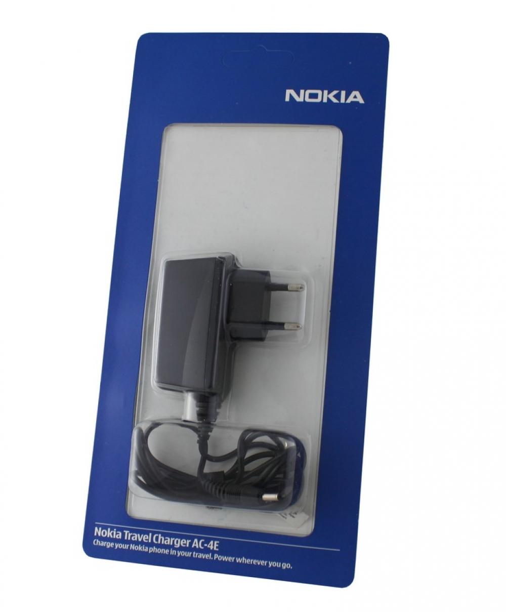 Зарядное Nokia (АС-4Е) orig в блистере