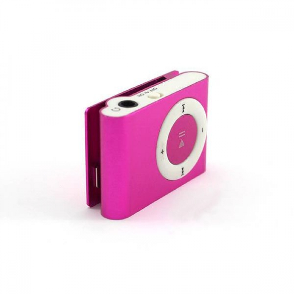 Mp3 player metal