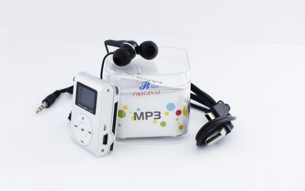 Mp3 player metal с экраном