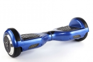 Гироскутер Smart Balance Wheel Simple 6,5' blue+strip