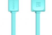 Кабель Remax Fleet Speed 008i iPhone5/6 1m blue
