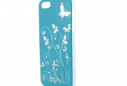 Крышка Glamour iPhone 5C Shines Butterfly