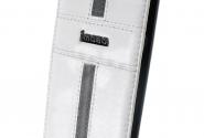 Чехол-книжка iMOBO для iPhone 5 white