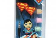 Наушники mp3 вакуум Superman