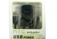 Зарядное на  HTC USB (micro)
