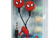 Наушники mp3 вакуум Spider-Man