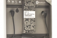 Наушники Bluetooth BT-3 White