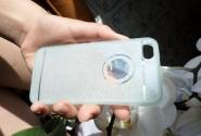 Силиконовый чехол-накладка для Iphone 5, 5S