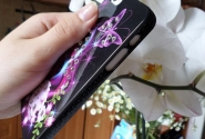 Крышка Comma Swarovski for iPhone5