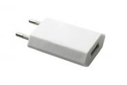 Зарядное USB iPhone 1A плоский