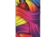 Силиконовый чехол Print Samsung A3