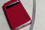 Чехол USAMS Starry Sky iPhone 5 Pink