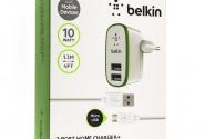 СЗУ Belkin iPhone 5/6 2USB