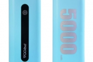 Power Bank Proda E5 Power Box 5000 mAh blue